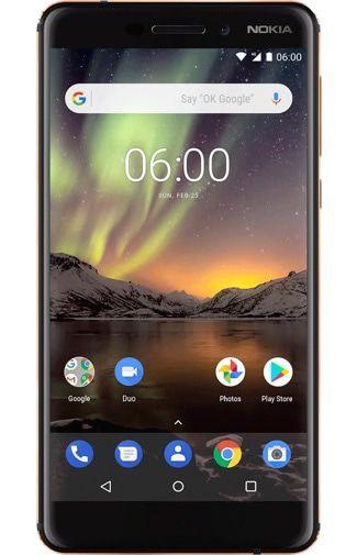 Nokia Nokia 6 (2018) Dualsim