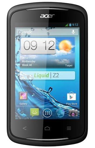Acer Liquid Z2 Duo