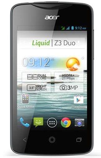 Acer Liquid Z3 Duo