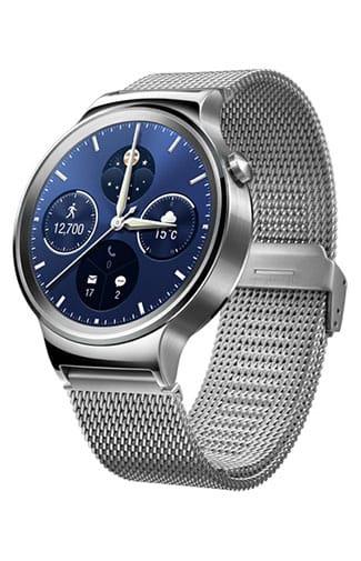 Huawei Watch Classic Zilver